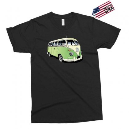 Vw Camper Van, Ideal Gift Or Birthday Present Exclusive T-shirt Designed By H4syim
