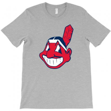 Cleveland Indians Chief Wahoo T-shirt Designed By Devanojohnsantos