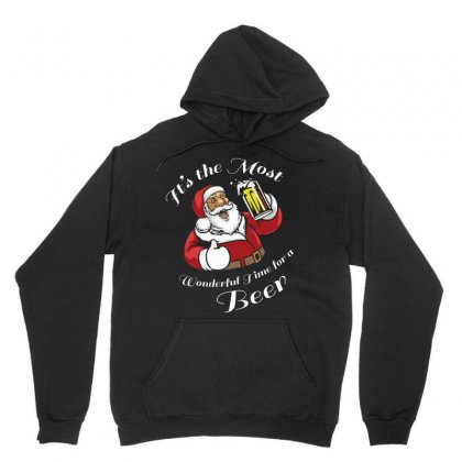 It Is The Most Wonderful Time For A Beer Tshirt Unisex Hoodie Designed By Hung