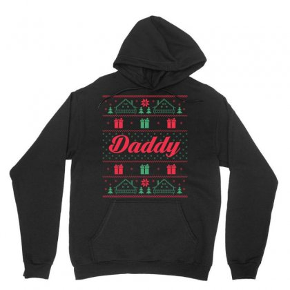 Daddy Merry Christmas Funny Tshirt Unisex Hoodie Designed By Hung