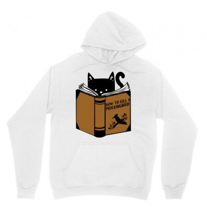 Cat Read Book How To Kill A Mocking Bird Tshirt Unisex Hoodie Designed By Hung