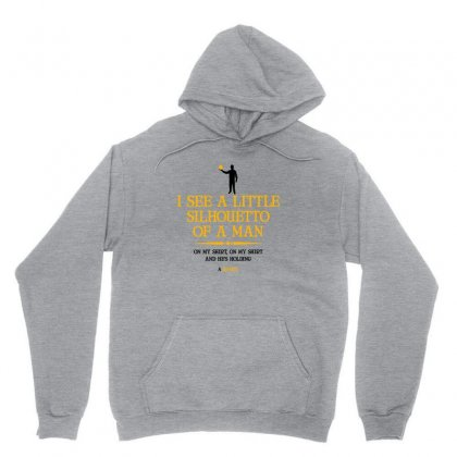 I See A Little Silhouetto Of A Man Unisex Hoodie Designed By Devanojohnsantos