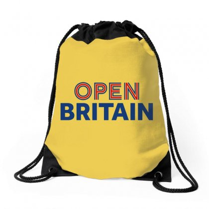 Peoples Vote Remain In Eu Drawstring Bags Designed By Devanojohnsantos