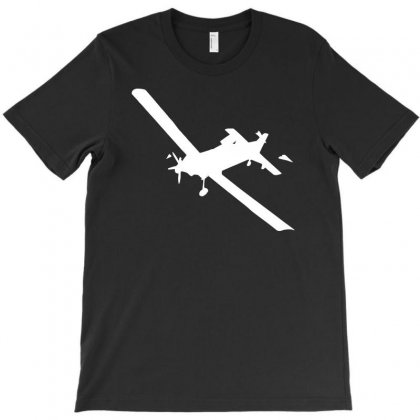802 At Air Tractor Air Attack Fire Bomber Vinyl Decal Cal Fire Airplan T-shirt Designed By H4syim