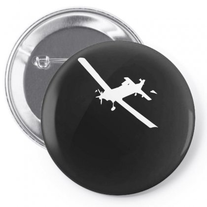 802 At Air Tractor Air Attack Fire Bomber Vinyl Decal Cal Fire Airplan Pin-back Button Designed By H4syim