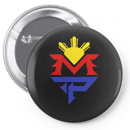 All Glory And Honor Belongs To God Manny Pacquiao Mayweather Boxer Pin-back Button Designed By H4syim