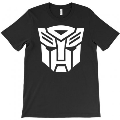 Autobots Printed T-shirt Designed By H4syim