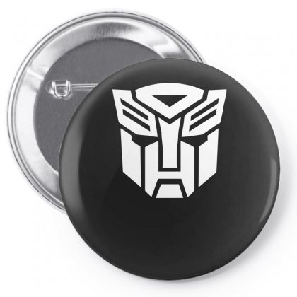 Autobots Printed Pin-back Button Designed By H4syim