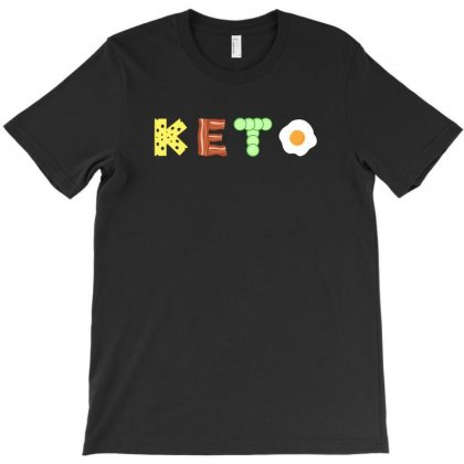 Keto Low Carb Diet Tshirt T-shirt Designed By Hung