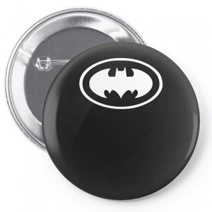 Batman Logo Printed Pin-back Button Designed By H4syim