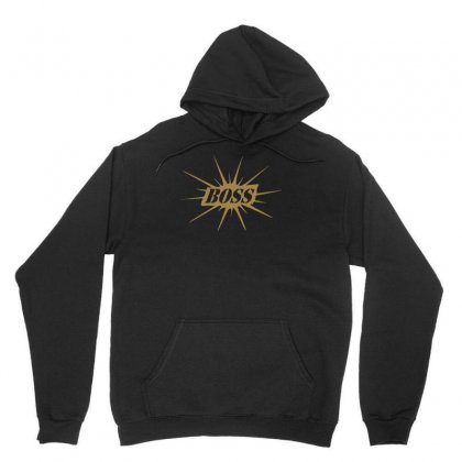 Boss Funny Unisex Hoodie Designed By H4syim
