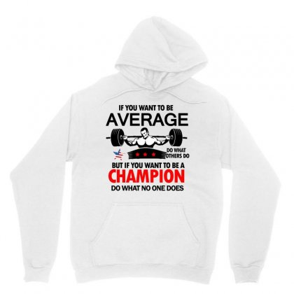 Weightlifter Champion Shirt Unisex Hoodie Designed By Cogentprint