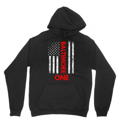 Baltimore City Usa  Shirt Unisex Hoodie Designed By Cogentprint