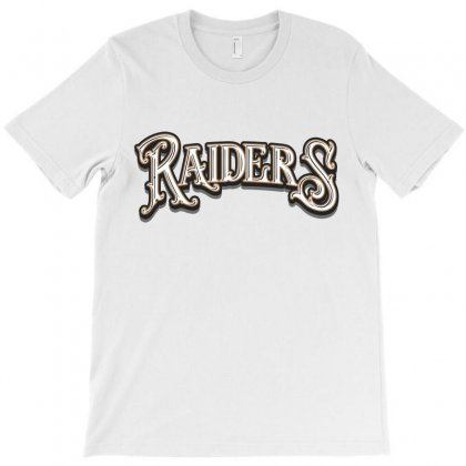 Raiders Baseball Cap T-shirt Designed By Tiococacola