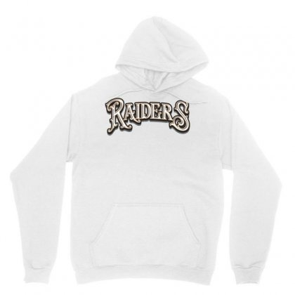 Raiders Baseball Cap Unisex Hoodie Designed By Tiococacola