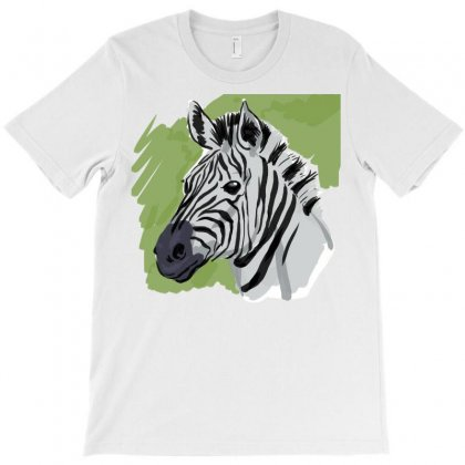 Zebra Sketch T-shirt Designed By Tapan