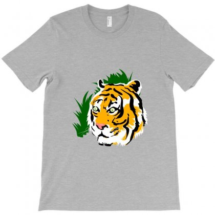Tiger T-shirt Designed By Tapan