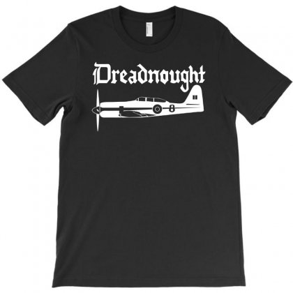 Dreadnought Race 8 Reno Air Racer Decal Sea Fury Air Racing T-shirt Designed By H4syim