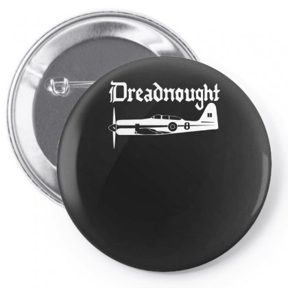Dreadnought Race 8 Reno Air Racer Decal Sea Fury Air Racing Pin-back Button Designed By H4syim