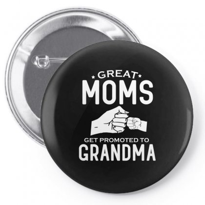 Great Grandmother  Get Promoted Pin-back Button Designed By Cogentprint