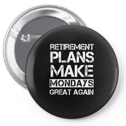 Retired Legend Pin-back Button Designed By Cogentprint