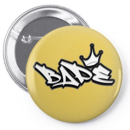 Bape Crown Pin-back Button Designed By Tiococacola