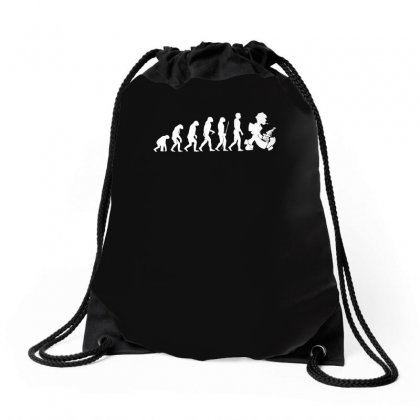 Evolution Nightwalker Night Walker Nacht Fun Art Colt Waffe Weapon Drawstring Bags Designed By H4syim