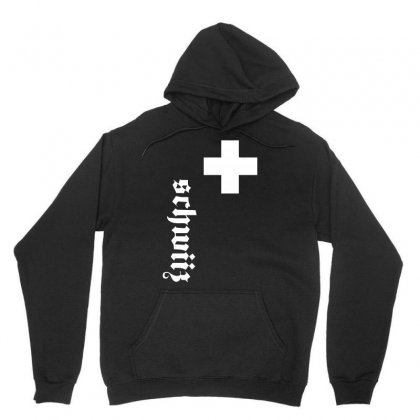 Fan, Swiss Cross, Switzerland, New Unisex Hoodie Designed By H4syim
