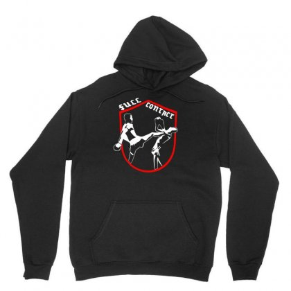 Full Contact, Mma, Freefight, Ufc, Bloodsport, Muay Thai, Fightshirt,n Unisex Hoodie Designed By H4syim