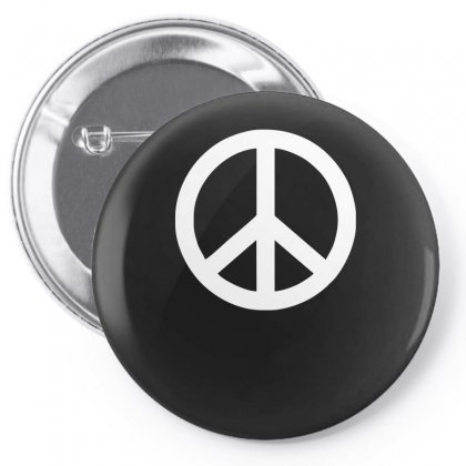 Fun Peace Friede Hippie Flower Power 60er 70er Woodstock Hendrix Pin-back Button Designed By H4syim