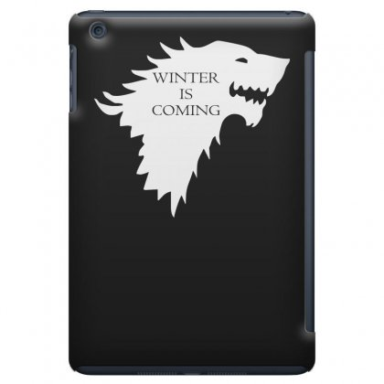 Winter Is Coming Ipad Mini Case Designed By H4syim