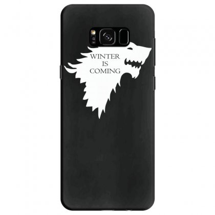 Winter Is Coming Samsung Galaxy S8 Case Designed By H4syim