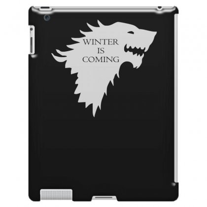 Winter Is Coming Ipad 3 And 4 Case Designed By H4syim