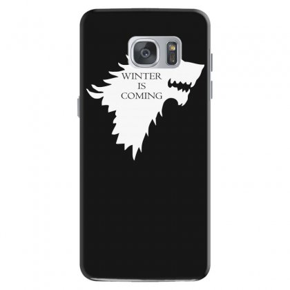 Winter Is Coming Samsung Galaxy S7 Case Designed By H4syim