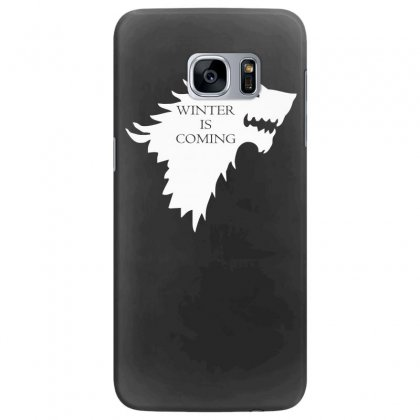 Winter Is Coming Samsung Galaxy S7 Edge Case Designed By H4syim