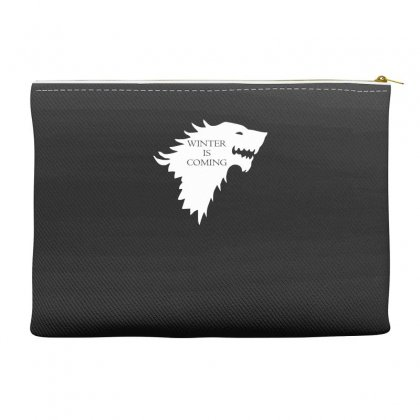 Winter Is Coming Accessory Pouches Designed By H4syim