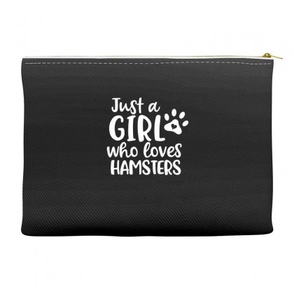 Hamster Girls Designs Accessory Pouches Designed By Cogentprint