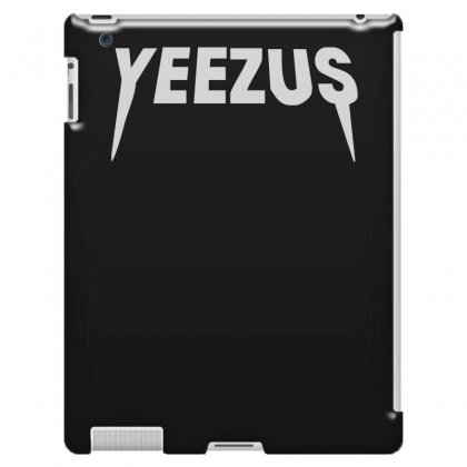 Yeezus Ipad 3 And 4 Case Designed By H4syim
