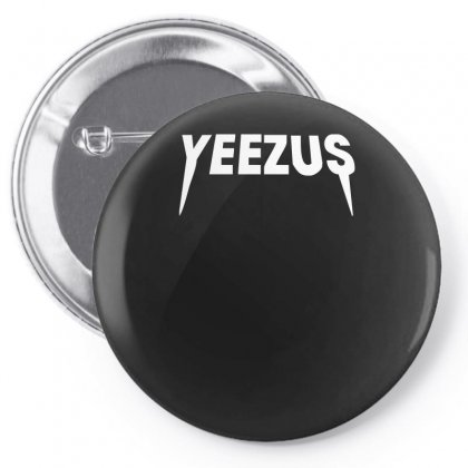 Yeezus Pin-back Button Designed By H4syim