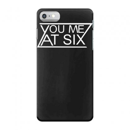 You Me At Six Iphone 7 Case Designed By H4syim