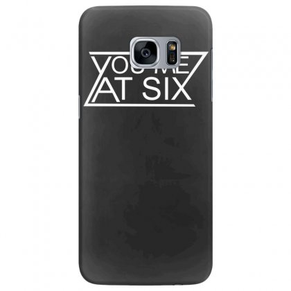 You Me At Six Samsung Galaxy S7 Edge Case Designed By H4syim