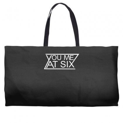 You Me At Six Weekender Totes Designed By H4syim