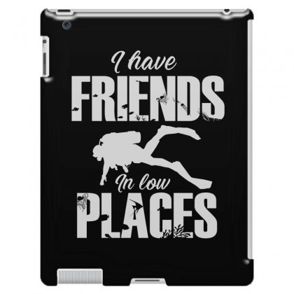 Friends In Low Places Diver Design Ipad 3 And 4 Case Designed By Cogentprint