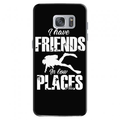 Friends In Low Places Diver Design Samsung Galaxy S7 Case Designed By Cogentprint