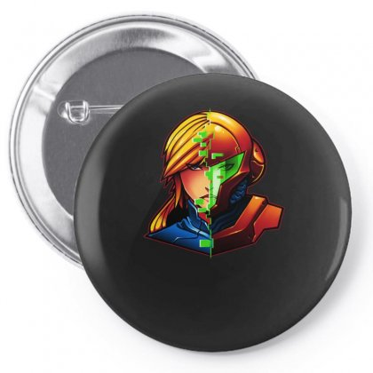 Faces Of Aran Clearance Pin-back Button Designed By H4syim