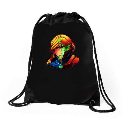 Faces Of Aran Clearance Drawstring Bags Designed By H4syim