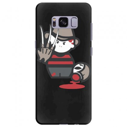 Freddy Krueger Cartoon Ideal Birthday Present Or Gift Samsung Galaxy S8 Plus Case Designed By H4syim