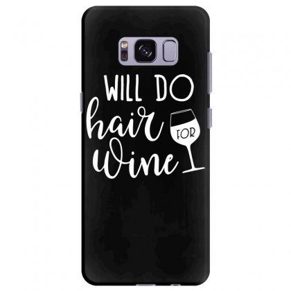 Wine Drinking Design Samsung Galaxy S8 Plus Case Designed By Cogentprint