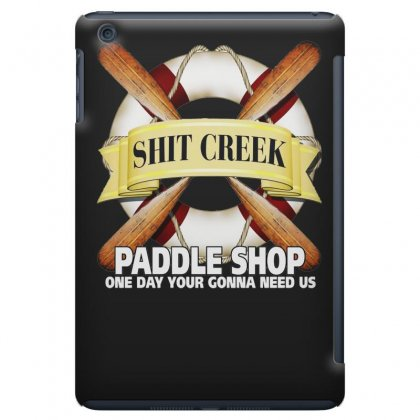 Funny  Creek Paddle Shop, Ideal Gift, Birthday Present Ipad Mini Case Designed By H4syim
