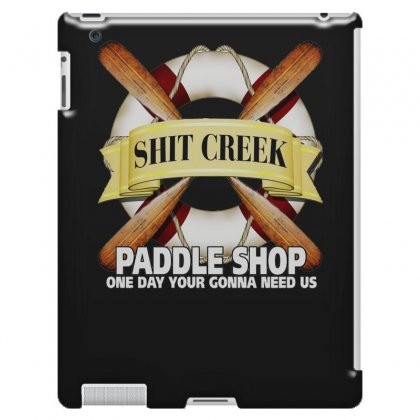 Funny  Creek Paddle Shop, Ideal Gift, Birthday Present Ipad 3 And 4 Case Designed By H4syim